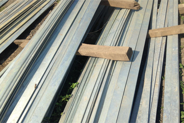 Galvanized Iron Strips Parth Metal